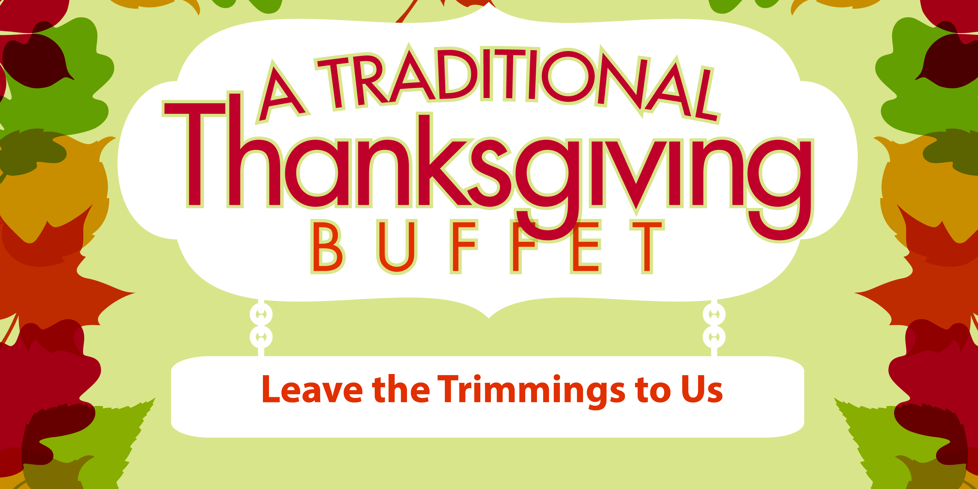 Thanksgiving Buffet at The Penn Stater Hotel and Conference Center