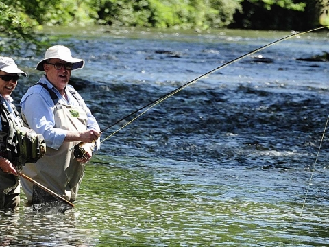 Fly Fishing Instruction